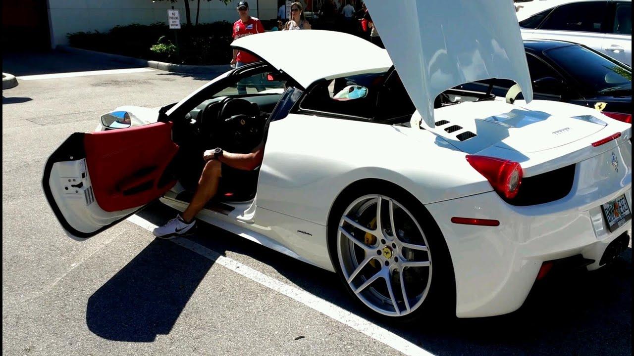 SUPERCARS Lamborghini Ferrari McLaren Porsche Ford GT - YouTube