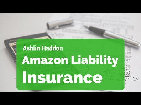 174 Amazon Liability Insurance with Ashlin Hadden Part 1 of 2