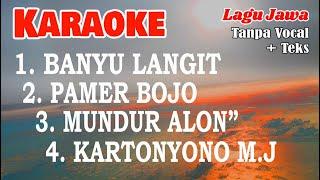 Karaoke Non Stop Lagu Jawa Hits 2020 (tanpa vokal)