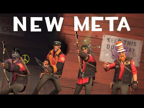 TF2: Casual Meta: Ridiculous Hitboxes