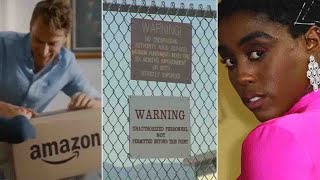 Storm Area 51, New 007?, ICE raids, Amazon Prime Day scams :THE 60