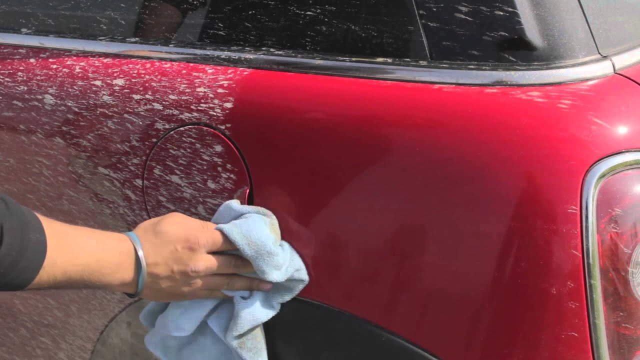 Goclean Waterless Carwash How To Wash Your Car Without Water