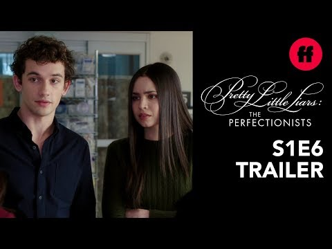 Pretty Little Liars: The Perfectionists | Season 1, Episode 6 Trailer | Ava & Dylan Team Up
