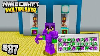 INFINITE VILLAGER LOOT in Minecraft Multiplayer Survival! (Episode 37)