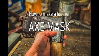 How to make an Axe Mask?