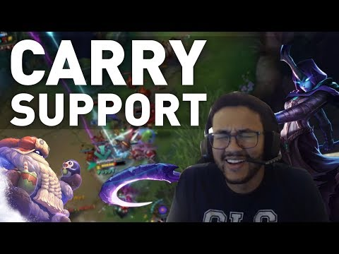 Aphromoo - CARRY SUPPORT | Soraka & Bard Gameplay