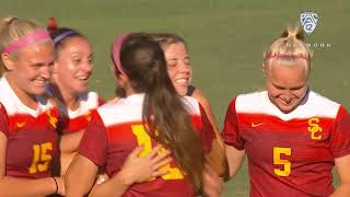 Recap: No. 2 USC women's soccer defeats Oregon State, posts Pac-12-leading 10th shutout