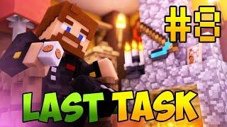 Minecraft LastTask 2 #8 - САМАЯ НЕОБЫЧНАЯ КРЫША ЗДАНИЯ