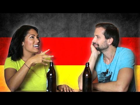 how do you say dating in german