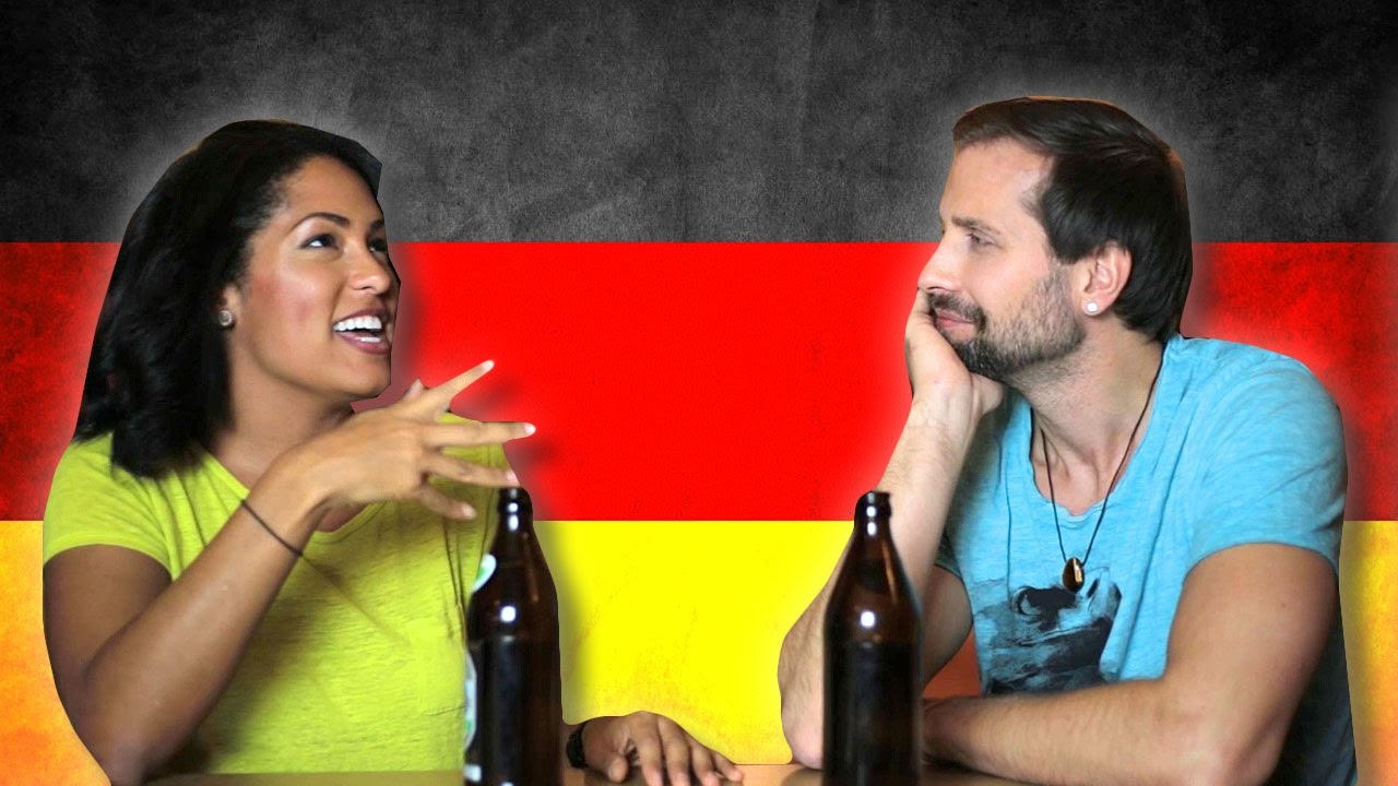 etiquette of dating a german man