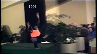 1991 - Riprese amatoriali Animal Actors Stage - Ella, la scimmietta attrice (Florida)