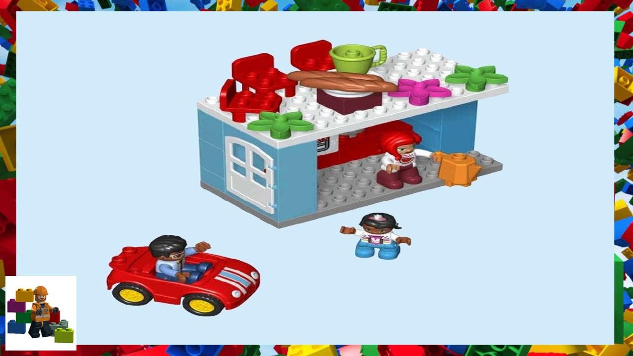 LEGO instructions - DUPLO - 10835 - Family House