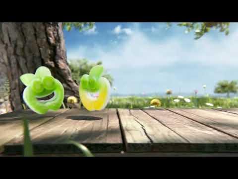 Lachgummi Apfellinge