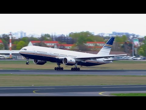 SHORTEST 777 TAKEOFF?! Privilege Style Boeing 777-200ER [EC-MIA] at Berlin Tegel Airport!