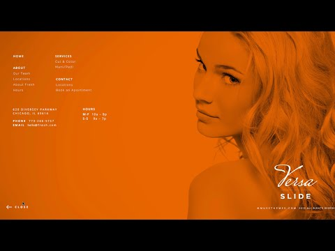Versa Slide Widget for Adobe Muse - by MuseThemes.com