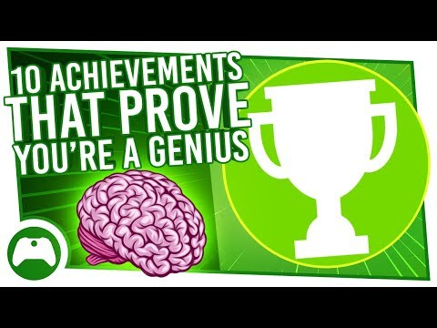 10 Xbox Achievements That Prove You're A Genius