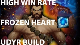[S6] League of Legends - HIGH WIN RATE PHOENIX UDYR BUILD 6.19 | AnOldschoolPro
