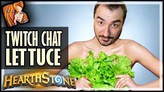 Bleeding For Twitch Chat's Lettuce Reserves - Rastakhan's Rumble Hearthstone