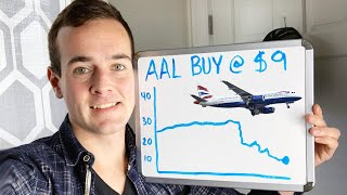 Is AAL Stock A Buy @ $9? American Airlines 200% Return?