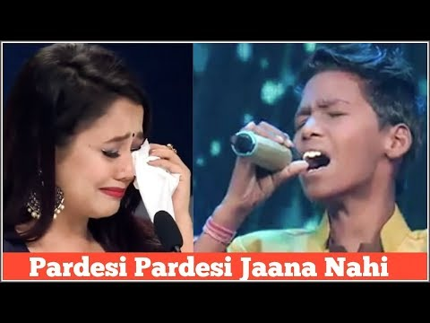 Pardesi Pardesi Jaana Nahi Cover By Hasrat Ali Khan
