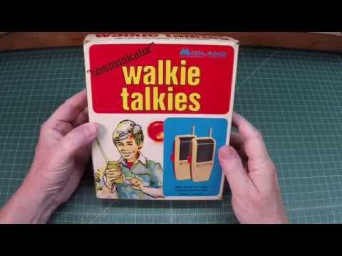 Midland Walkie Talkies - Part 1