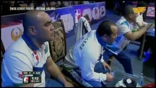 Бокс Astana Arlans vs Uzbek Tigers Всемирная серия бокса / Boxing WSB 2017 Kaz vs Uzb