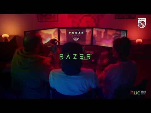 Philips Hue and Razer Chroma