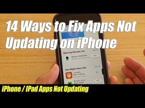 14 Ways To Fix IPhone Apps Not Updating