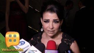 Lisset confesó que después de años de separados, ¡aún sigue casada con Demián Bichir!
