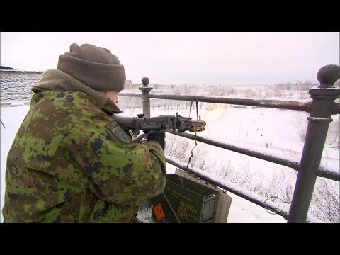 "Thumbnail: With U.S. backing, Estonia tells Russia ""we are ready to fight"""