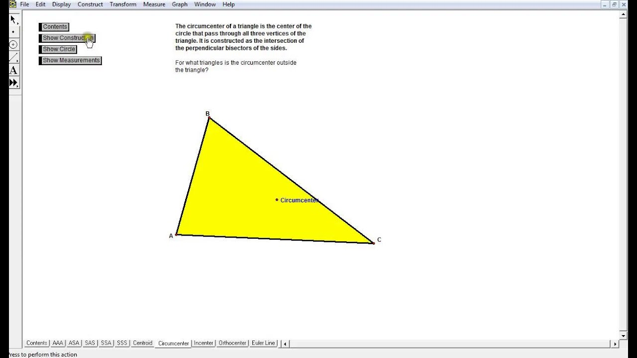 Special Segments Medians Altitudes Angle Bisector Perpendicular Diagram 6 Orthocentre Point Generation Youtube Premium