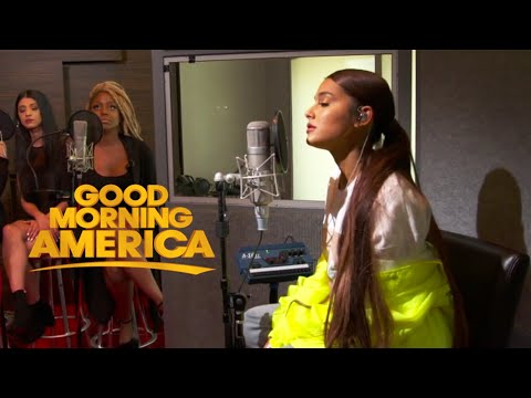 Ariana Grande - God is a Woman (Live Acoustic at Good Morning America 2018) HD