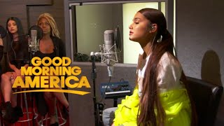 Download Video Ariana Grande - God is a Woman (Live Acoustic at Good Morning America 2018) HD MP3 3GP MP4