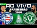 Video Gol Pertandingan Bahia vs Chapecoense-SC