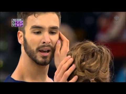 Gabriella PAPADAKIS / Guillaume CIZERON - 2016 World Championships - FD (CBC)
