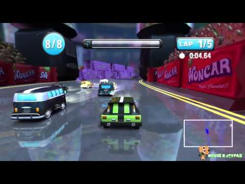 Super Toy Car Xbox One Gameplay