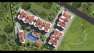 B&F Meadows Apartment for Sale in Revora North Goa