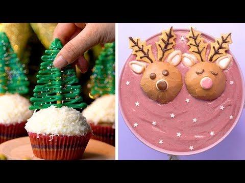 2019⛄️❄️Santa Claus Christmas Cake Decorating Ideas | So Yummy Christmas Cake Recipes |Tasty Plus