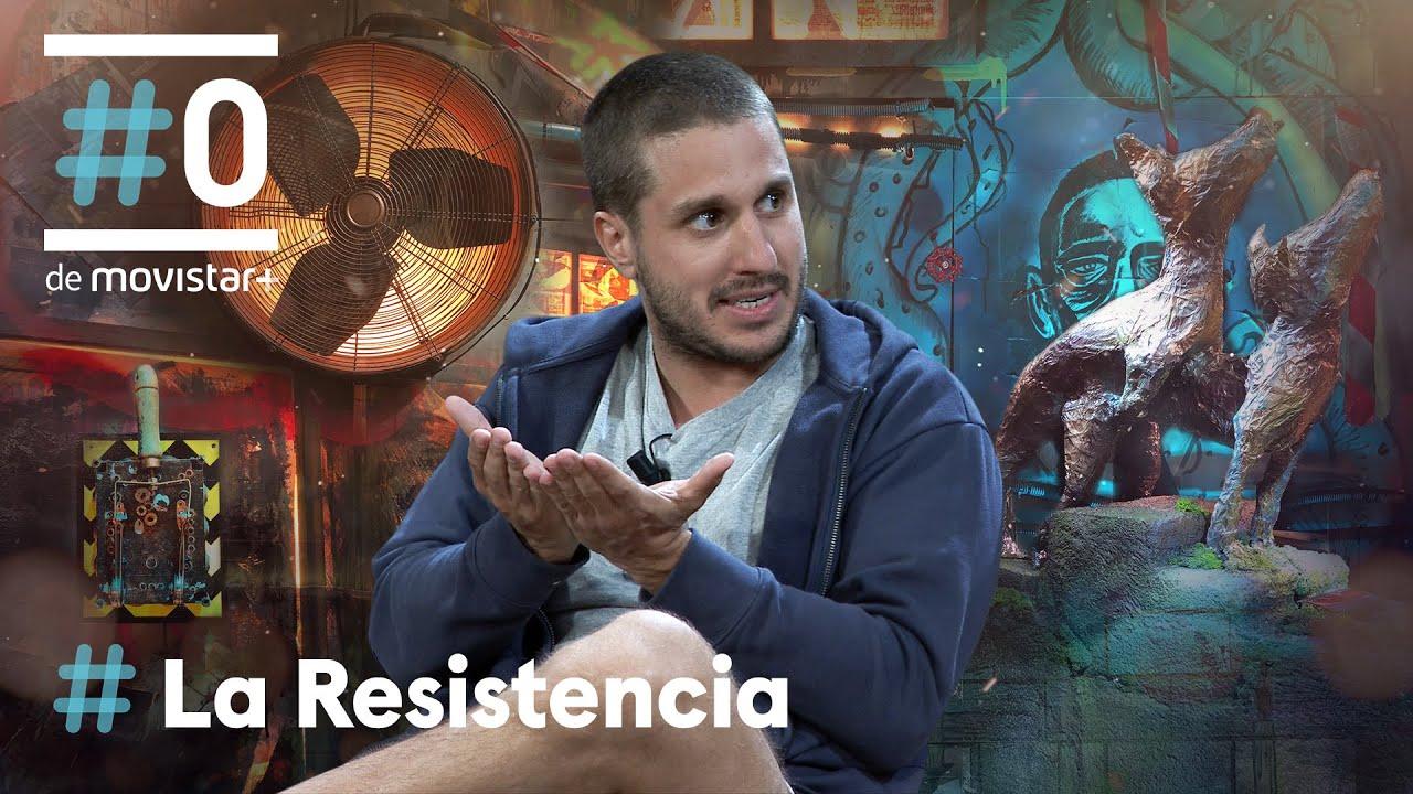 LA RESISTENCIA – Pablo Ibarburu se va de vacaciones | #LaResistencia 08.07.2021