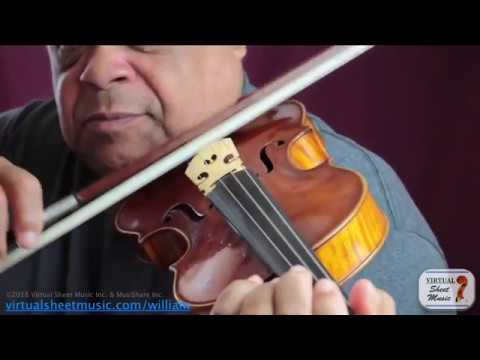 Whether playing on or off the string, isn't it still the same sound! - Violin Lesson