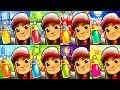 SUBWAY SURFERS - Peru+Rio+London+Hong Kong - Jake+Friends - Subway Surfers World Tour