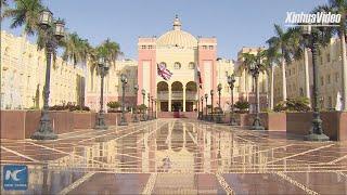 British University of Egypt opens Chinese language department