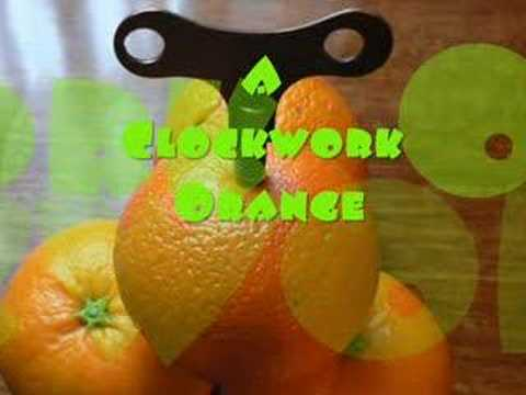 Title Theme - A Clockwork Orange - Played by Denise Hewitt