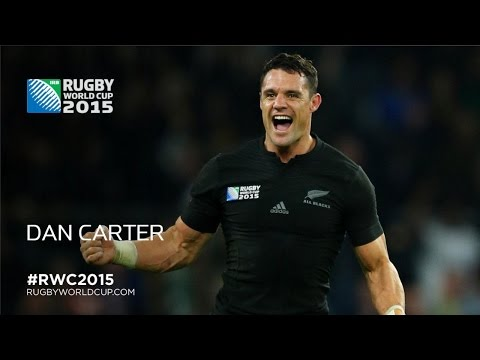 Dan Carter's Greatest RWC2015 Moments!
