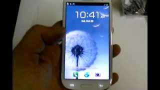 Samsung Galaxy S3 Review Metro PCS