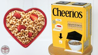 LEGO Cheerios Cereal Machine Maker