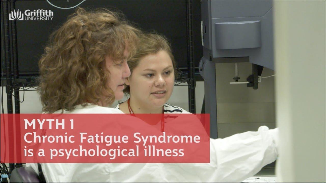 Chronic Fatigue Syndrome - Myth 1