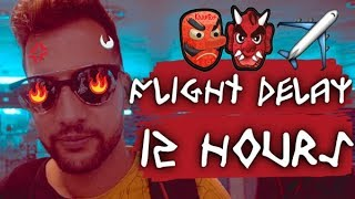 👹 MISSED OUR FLIGHT?? 👺