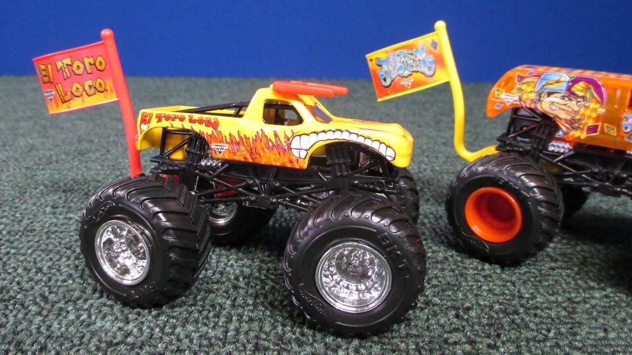 Opinion hot wheels monster trucks toys talk
