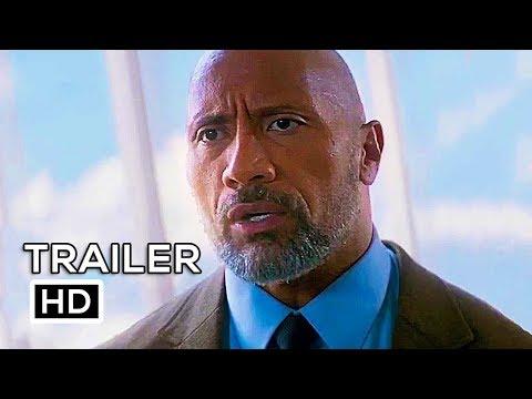 SKYSCRAPER Official Trailer Teaser (2018) Dwayne Johnson Action Movie HD